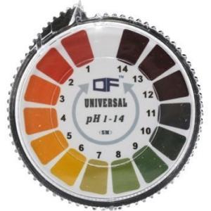 幅(mm) / 8 タイプ / ロールタイプ 長さ(m) / 5 pH測定有効範囲 / 1.0-14...