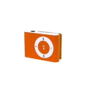 MP3クリップ・WMAにも対応microSDHC32GBにも対応 オレンジ|takuta2