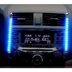 音に合わせて 光る サウンド コントロール LED ライト 点灯 & 点滅 切替可能 takuta2