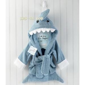 COM MI-CHILD-RB-ブルー 激カワ 癒される 可愛い子に可愛いバスローブ|takuta2
