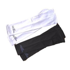 アームカバー 白黒2枚セット UV対策 日焼け止め UVカット|takuta2