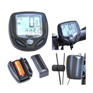 1台7役 雨天 時 走行 OK ワイヤレス 高機能 計測 マルチサイクルコンピューター AZ-200SCW|takuta2