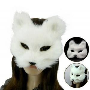 コスプレ小物 セクシーな  きつねのおめん 覆面 キツネ マスク 仮面 コスチューム|takuta2