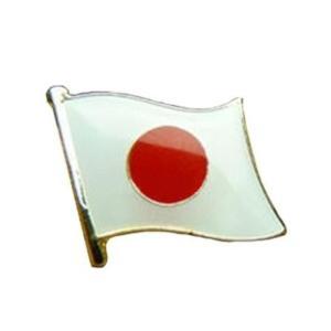 日本国旗 ピンバッジ|takuta2