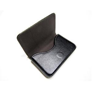 KAMOMIRU シンプル 取り出しやすい 名刺入れ カードケース 大人 ビジネス 黒 takuta2
