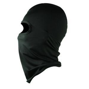 防寒、保温対策に フェイスマスク 目出し帽 サラっとしたサテン生地です|takuta2