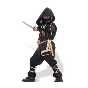 憧れの忍者になれる キッズ 子供用 忍者 コスプレ 衣装 Lサイズ|takuta2