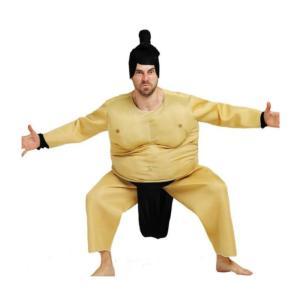 相撲 つなぎ筋肉相撲服 コスチューム メンズ 170cm-180cm|takuta2