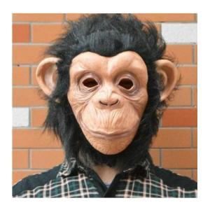 ハロウィン イベントに! 猿 マスク コスチューム用小物|takuta2