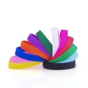 シリコンブレスレット シリコンバンド スポーツ ブレスレット 無地 カラフル 12色セット|takuta2