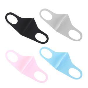 子供用 冷感 マスク 洗える速乾マスク アイスシルクコットンマスク 3枚セット 蒸れにくく優しいフィット感|takuta2