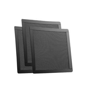 PC 防塵フィルター pcケースファン 140mm用 防塵マグネットパンチングフィルター 3枚セット takuta2