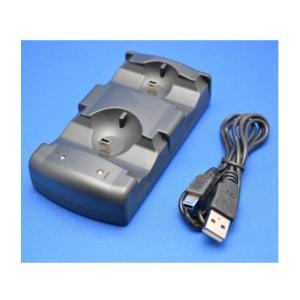 PlayStation3用コントローラ充電器。 2台同時にコントローラを充電出来ます。 PlaySt...