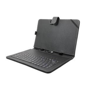 Android端末向けUSBキーボード付きレザーケース 10インチタブレットPC用|takuta2