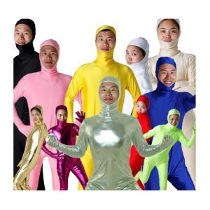 全身タイツ  ハロウィン コスプレ パーティー イベント コスチューム  11カラー 送料無料 (M / L)|takuta2