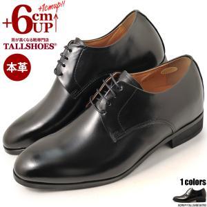 送料無料 ポイント15倍 シークレットシューズ メンズシューズ 790 背が高くなる靴 6cmUP ビジネスシューズ|tallshoes