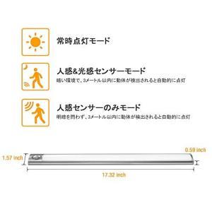 LEDセンサーライト LOFTER 最新版66LED 人感センサー 光センサー 4モード USB充電式 マグネット付 高感度 高輝度 省エネ 超寿命|tam-com