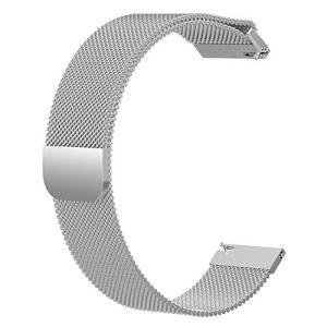 XIHAMA for 22mm Huawei Watch GT 腕時計に対応 ミラネーゼループ バン...