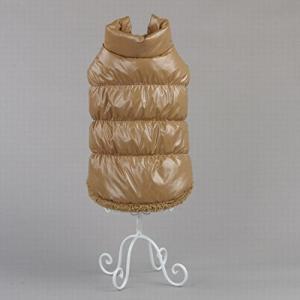 Rantow 秋冬のペットの犬の猫の服コート、7色のウォームダウン古典的なペットのダウンジャケットテディ、ヨークシャーテリア、チワワ、ポメラニアの|tam-com