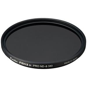 Kenko カメラ用フィルター PRO1D プロND8 (W) 49mm 光量調節用 249437