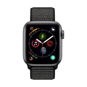 AppleWatch Series4(GPS+Cellularモデル)- 40mmスペースグレイアル...