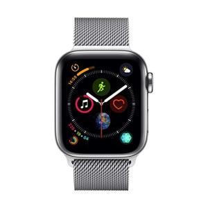 AppleWatch Series4(GPS+Cellularモデル)- 40mmステンレススチール...