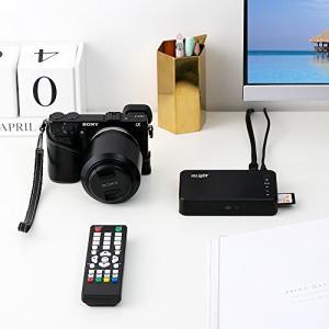 InLight HD023 メディアプレーヤー 選べる付属ケーブル(HDMI接続・VGA接続・AVコ...