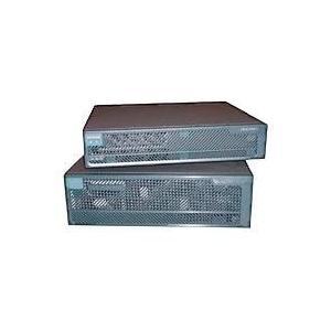 CISCO 3700 Series. 2-Slot. 2 FE. Multiservice Rout...
