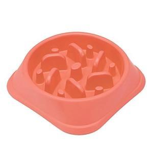 Diester 猫&犬用食器 ペット用 お皿 早食い防止食器