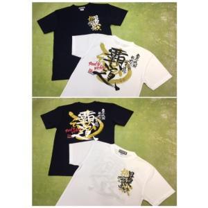 目指せ頂点!覇道魂ドライTシャツ|tama41shop