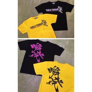 【50%OFF】在庫限り!卓球魂/瞬発ドライTシャツ|tama41shop