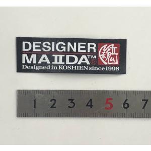 【メール便対応可】designerMA2DAプリントネーム|tama41shop