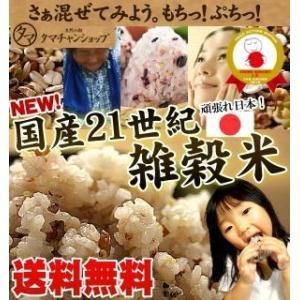 国産21世紀雑穀米300g 白米と一緒に炊くだけで栄養たっぷりの雑穀|tamachanshop