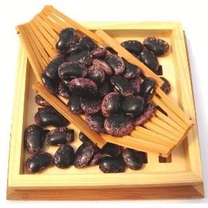 紫花豆 500g 北海道産 まめ 豆 国産 平成30年度産 送料無料|tamachanshop