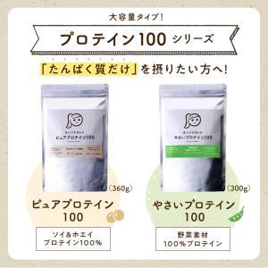 タンパクオトメ 260g プロテイン ホエイ ソイ 女性のための美容専門 葉酸 ビタミン 送料無料|tamachanshop|07