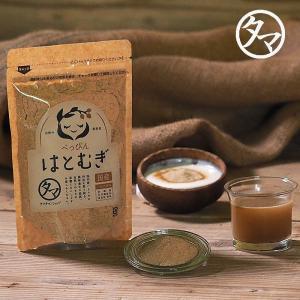 国産煎りはと麦粉末 (ハトムギ) 150g 飲める♪食べれる 当店オリジナル商品|tamachanshop