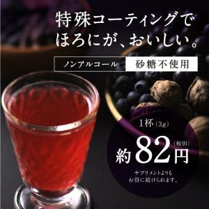 植物の力 いのちのワイン 100,000mg 18種類 ポリフェノール サプリ サプリメント アサイー ワイン ノンアルコール 送料無料|tamachanshop|05