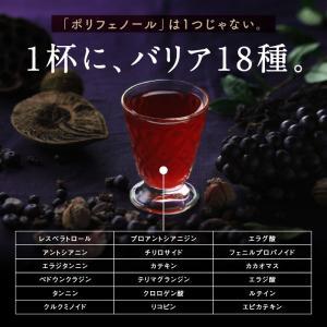 植物の力 いのちのワイン 100,000mg 18種類 ポリフェノール サプリ サプリメント アサイー ワイン ノンアルコール 送料無料|tamachanshop|06