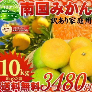 九州南国みかんたっぷり10kg|tamachanshop