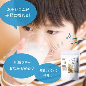 みらいのミルク 100g 牛乳 豆乳 ライスミルクをも超えた「穀物のミルク」 砂糖・着色料・乳糖不使用|tamachanshop|04