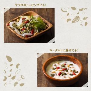 ミックスシード 無添加 250g 4種類 かぼちゃの種 ひまわりの種 クコの実 松の実 パンプキン ゴジベリー 送料無料|tamachanshop|04