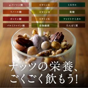 しあわせナッツの木の実スムージー 150g 無添加 ナッツスムージー|tamachanshop|05