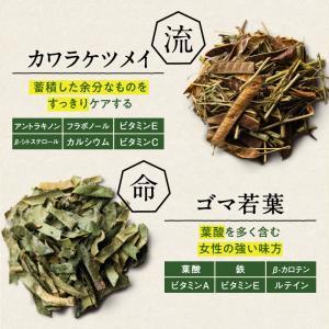 ななつのしあわせ青汁1箱 (30包) 有機JAS認定 オーガニック認証 7種類 健康 青汁 大麦若葉 抹茶 ボタンフウソウ 送料無料|tamachanshop|05
