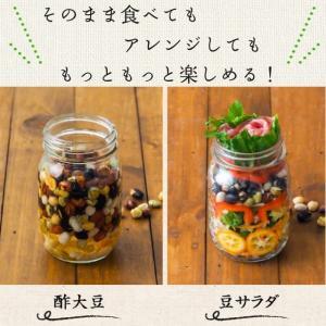 ななつのしあわせミックス煎り豆 300g 7種類ブレンド 無添加 無塩 無油 送料無料|tamachanshop|04