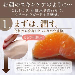 手粧水 ハンドクリーム 60g 無香料 無着色 保存料 無添加 オールインワン ハンドケア 送料無料|tamachanshop|05