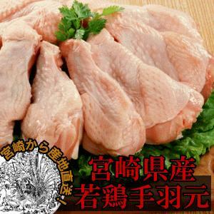 手羽元 (てばもと) 500g 宮崎産 若鶏|tamachanshop