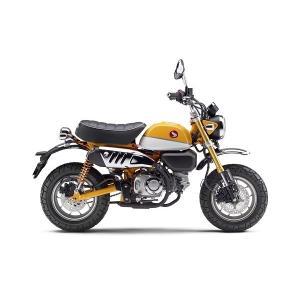 ホンダ 新車 現行 モンキー125 ABS イエロー(125cc) 現金一括払価格(銀行振込前払い)