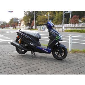 ヤマハ 新車 '20 シグナス125X Monster Energy Yamaha MotoGP E...