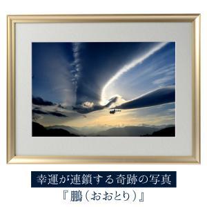 奇跡の写真 鵬(おおとり) 秋元隆良 開運グッズ 開運フォト 開運写真