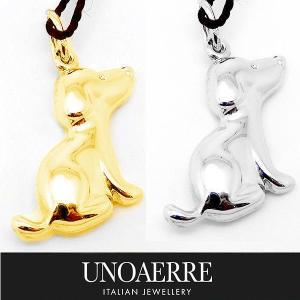 素材 K18WG 18金ホワイトゴールド ブランド UNOAERRE 重量(約) 2.37g(キャッ...